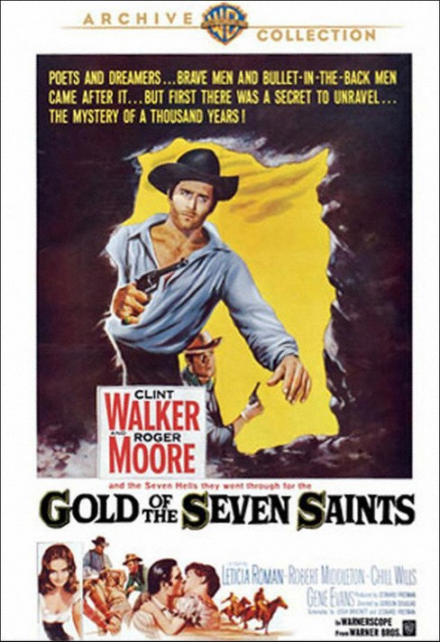 Gold of the seven saints (DVD) - image 1 of 1