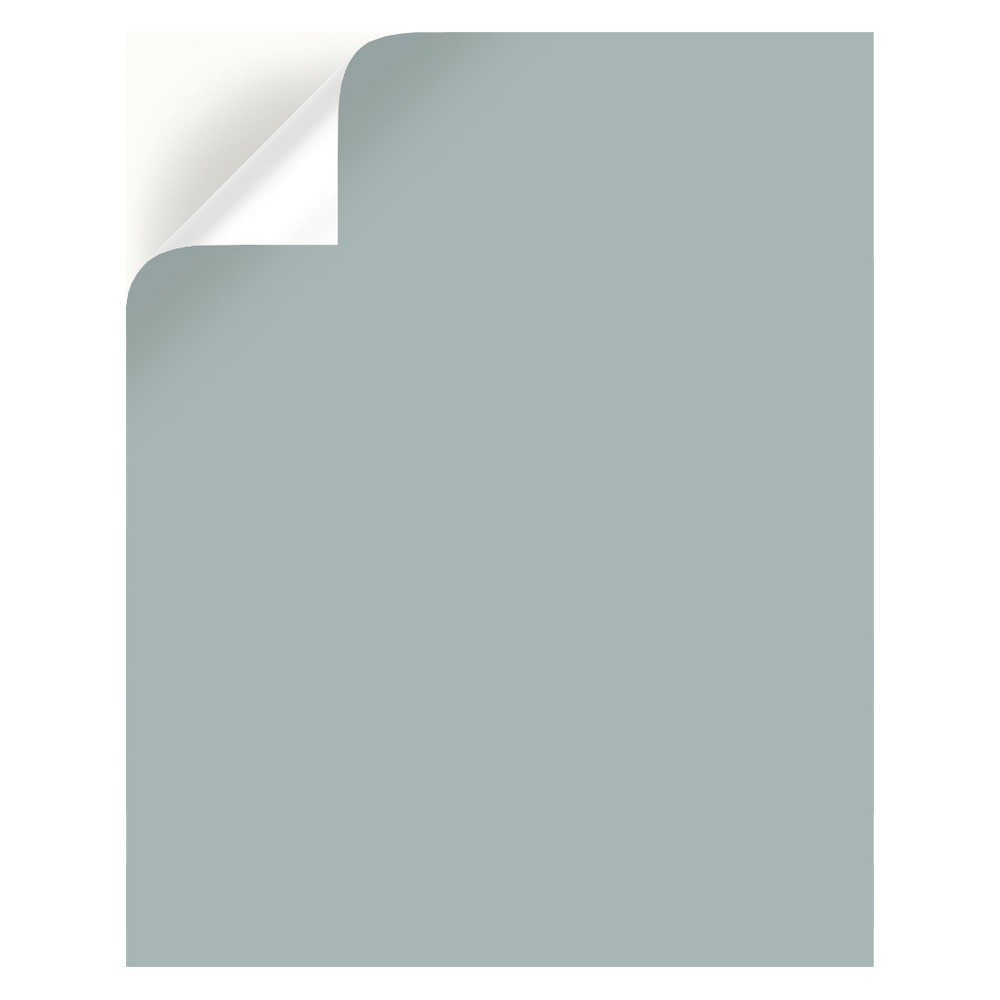 Sample Paint Rainy Days - Peel & Stick - Matte - Magnolia Home by Joanna Gaines