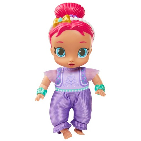 Nickelodeon Shimmer and Shine Genie Babies - Purple - image 1 of 7
