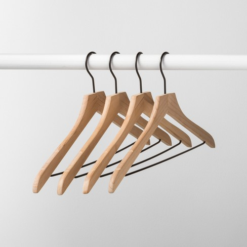 Wood Hanger - Made By Design™ - image 1 of 4