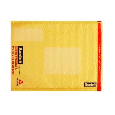 """Scotch 12.5"""" x 18.25"""" Plastic Bubble Cushion Mailer"""