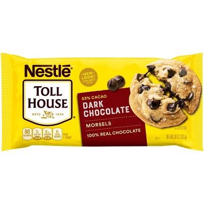 Nestle Toll House Dark Chocolate Morsels - 10oz