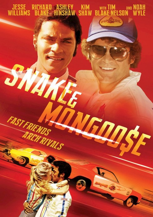 Snake & Mongoo$e (dvd_video) - image 1 of 1