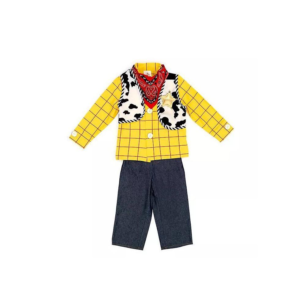 Disney Toy Story Woody Costume Size 7 8 Disney Store