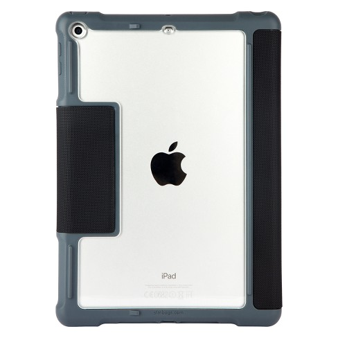 STM Dux Ultra Protective Apple iPad 5th Generation Case - Black - image 1 of 4