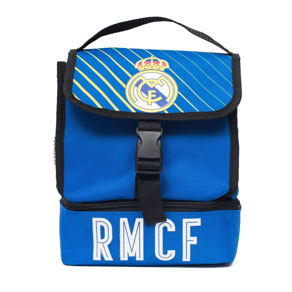 Fifa Real Madrid C F Buckled Lunch Tote