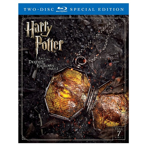 Harry Potter and the Deathly Hallows, Part I (2-Disc Special Edition) (Blu-ray) - image 1 of 1