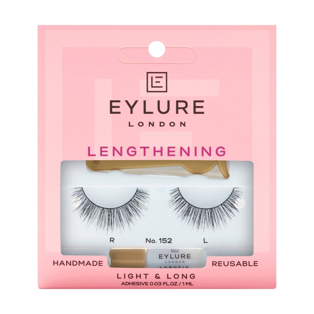 Image of Eylure False Eyelashes 152 Lengthening - 1pr