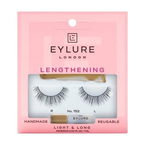 Eylure False Eyelashes Lengthening No. 152 - 1pr - image 1 of 4