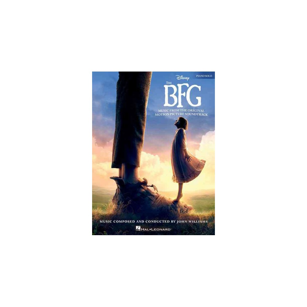 Bfg : Music from the Original Motion Picture Soundtrack: Piano Solo (Paperback)