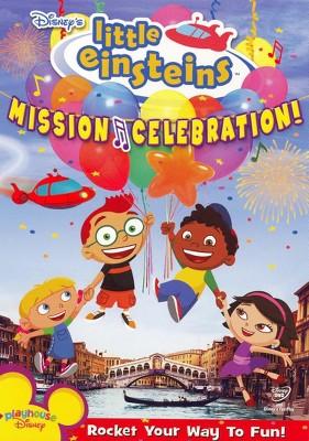 Little Einsteins: Mission Celebration! (DVD)