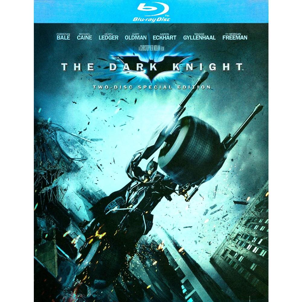 The Dark Knight Blu Ray