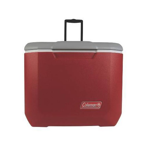 Coleman® 60qt C-Tec Performance Wheeled Cooler - Red - image 1 of 3