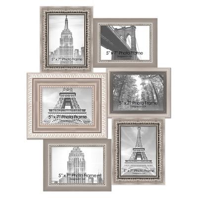 Pro Tour Memorabilia Single Picture Frame - Champagne