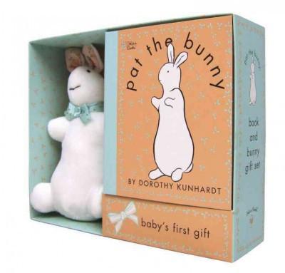 Pat the Bunny (Paperback)(Dorothy Meserve Kunhardt)