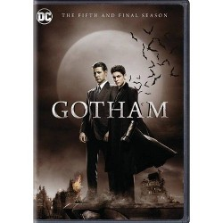 Gotham:Complete Fifth Season (DVD)