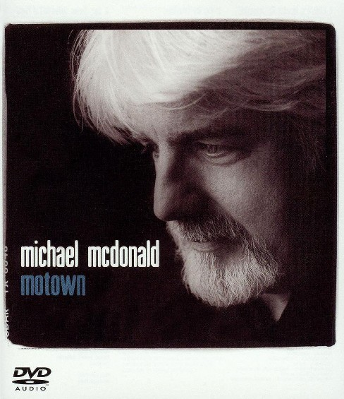 Michael mcdonald - Motown (CD) - image 1 of 1