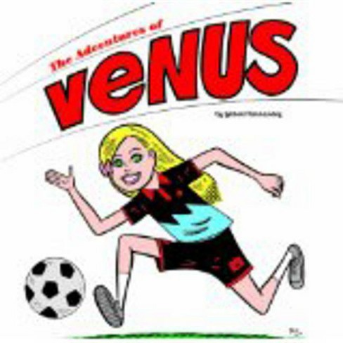The Adventures of Venus - by  Gilbert Hernandez (Hardcover) - image 1 of 1