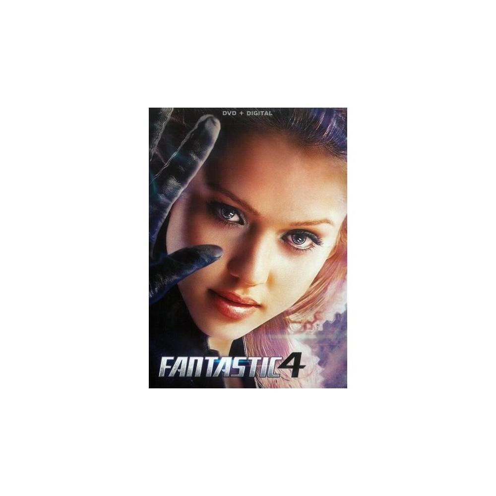 Fantastic Four (Dvd), Movies