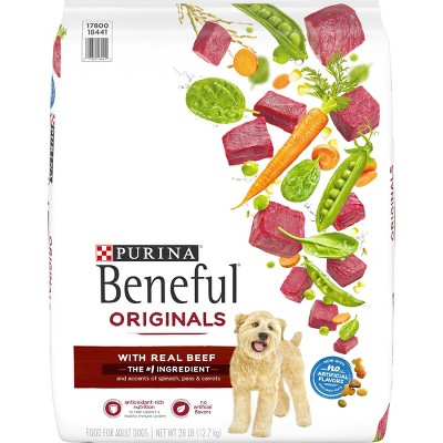 Dog Food: Beneful Originals
