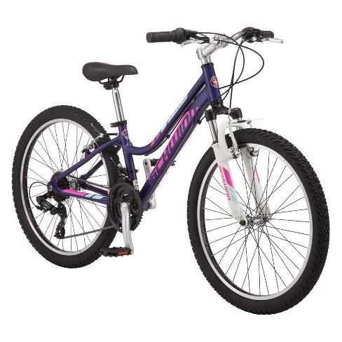 """Schwinn Ranger 24"""" Kids' Mountain Bike - Purple - image 1 of 4"""