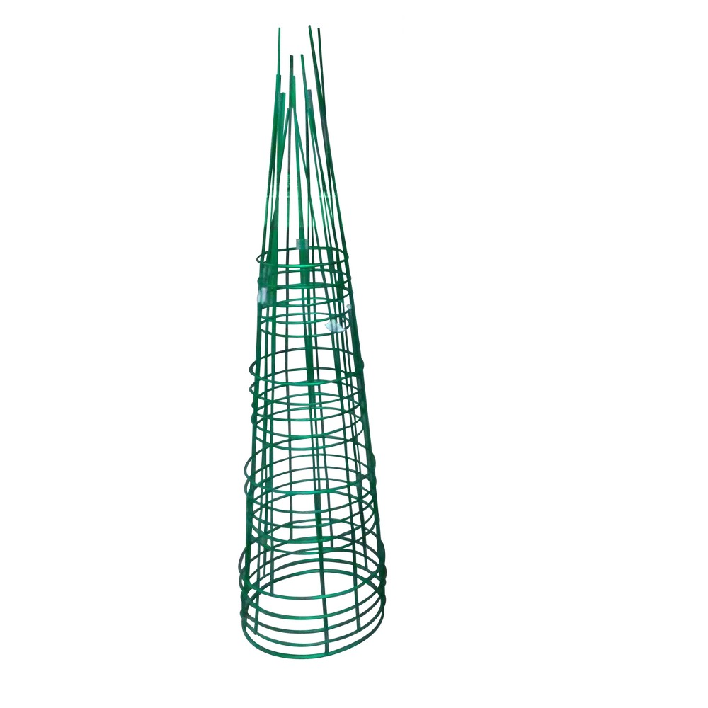 16x54 Metal Heavy Duty Plant 5pk - Emerald Green - Glamos Wire