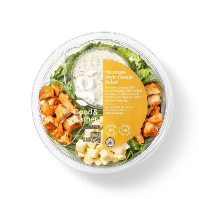 Mexican-Style Caesar Salad Bowl - 6.3oz - Good & Gather™
