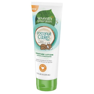 Seventh Generation™ Coconut Moisturizing Lotion - 7.6oz