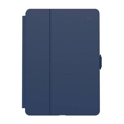 "Speck Balance Folio Protective Case for iPad 10.2"" - Coastal Blue/Gray"