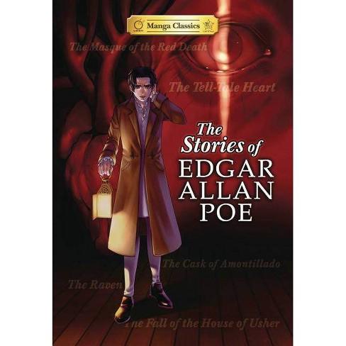 Manga Classics: The Stories of Edgar Allan Poe - (Paperback) - image 1 of 1