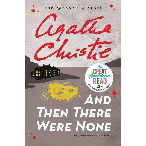 And Then There Were None - (Agatha Christie Mysteries Collection (Paperback)) by  Agatha Christie - image 1 of 1