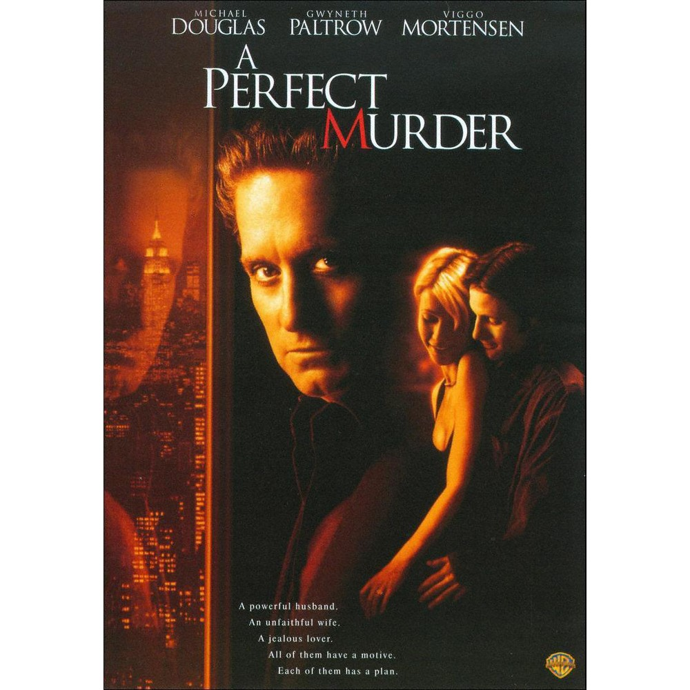 Perfect Murder (Dvd), Movies