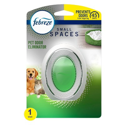 Febreze Small Spaces Pet Odor Eliminator Air Freshener - Fresh - 1ct