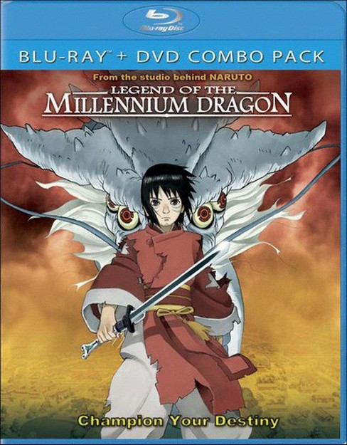 Legend of the millennium dragon (Blu-ray) - image 1 of 1