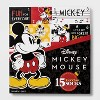 Women's Mickey Mouse & Friends 15 Days of Socks Advent Calendar - Assorted Colors One Size - image 2 of 3