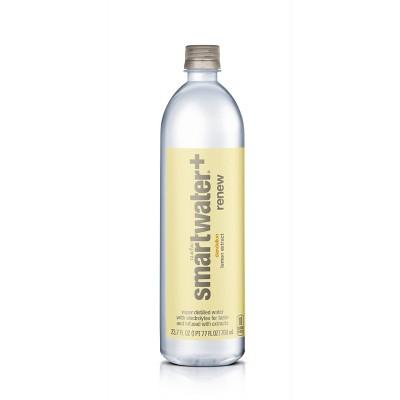 smartwater Renew +Dandelion Root - 23.7 fl oz Bottle