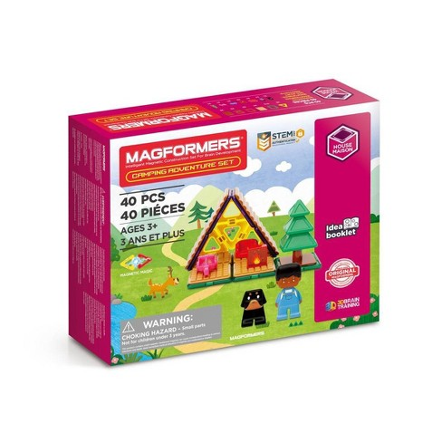 Magformers Camping Adventure - image 1 of 4