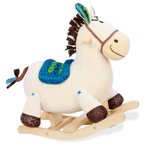B Toys Rocking Horse Target