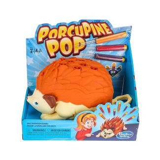 Porcupine Pop Game
