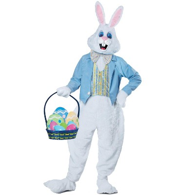 California Costumes Deluxe Easter Bunny Adult Costume