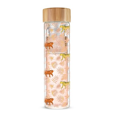 Blair Bangladesh Glass Travel Infuser Mug by Pinky Up