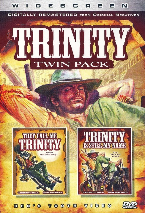 They call me trinity/Trinity is still (DVD) - image 1 of 1