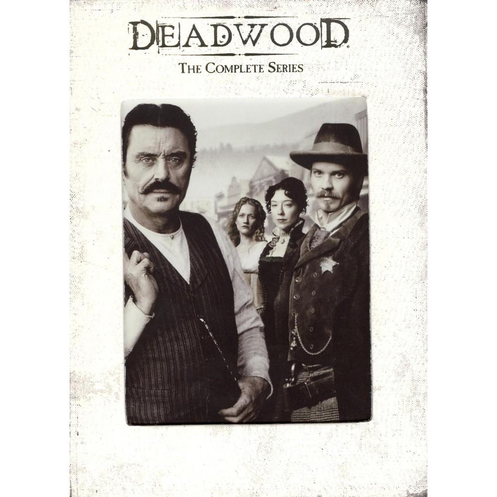 Deadwood: The Complete Series [WS] [19 Discs]