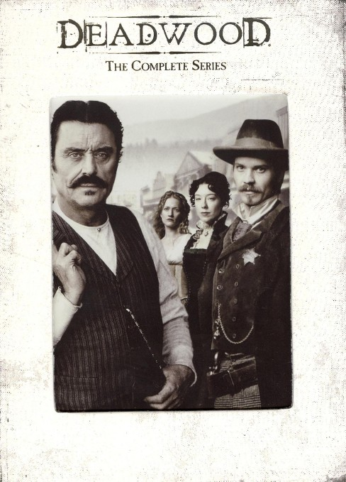 Deadwood: The Complete Series [WS] [19 Discs] - image 1 of 1