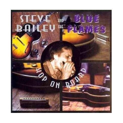 Steve Bailey - Hop on Board (CD) - image 1 of 1