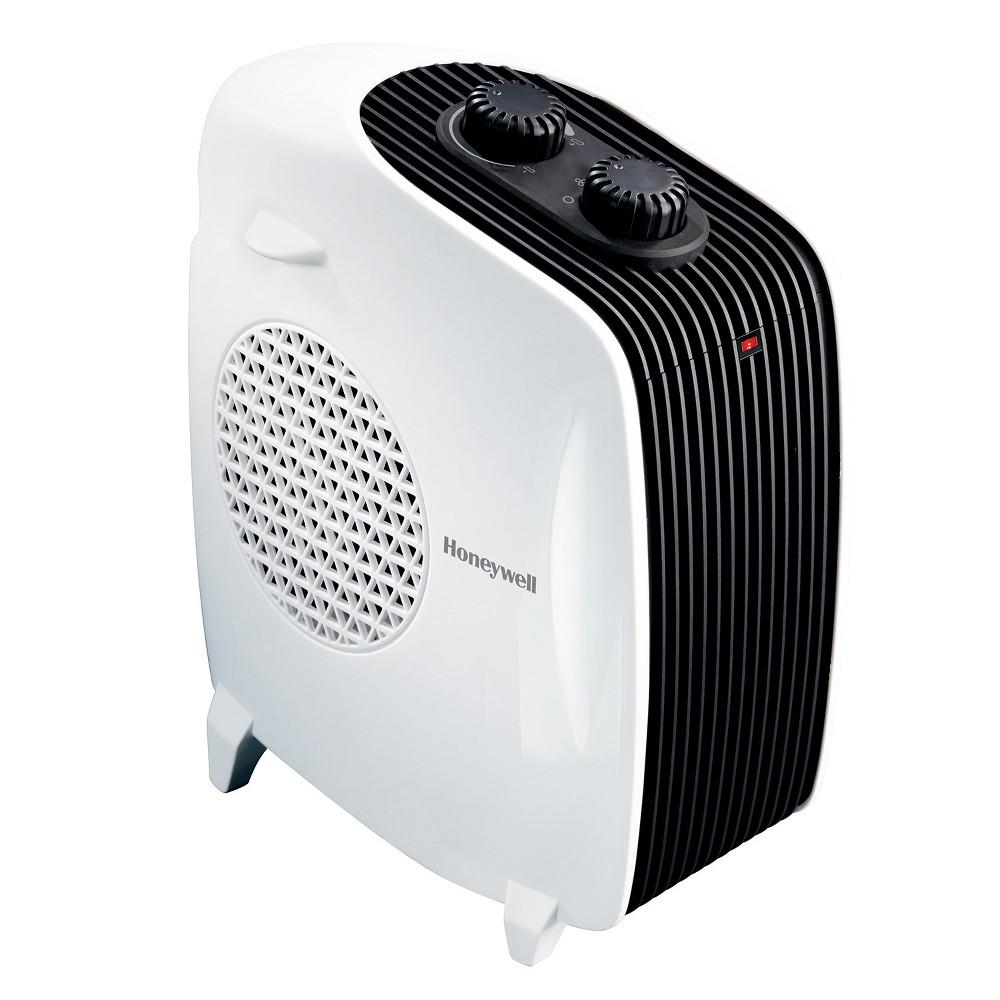 Honeywell Dual Position Heater Fan White, Black