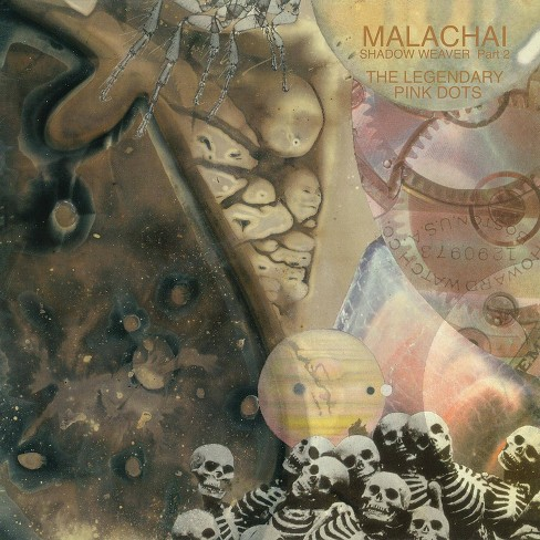 Legendary Pink Dots - Malachai (Shadow Weaver: Part 2) (Vinyl) - image 1 of 1