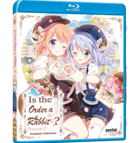 Is The Order A Rabbit:Ssn 2 Complete (Blu-ray) - image 1 of 1