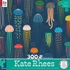 Ceaco Kate Rhees: Jellyfish Oversized Jigsaw Puzzle - 300pc - image 3 of 3