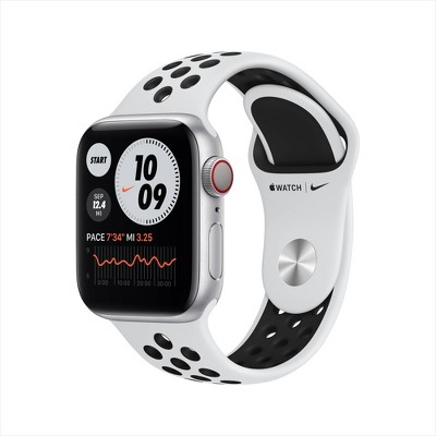 Apple Watch Nike Series 6 GPS + Cellular Aluminum